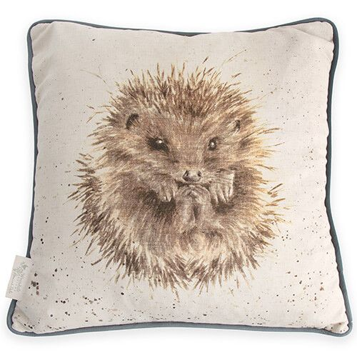 Wrendale Hedgehog Cushion