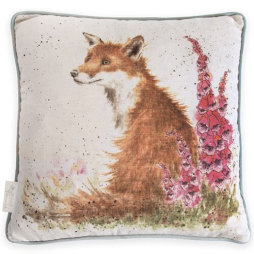 Wrendale Fox Cushion