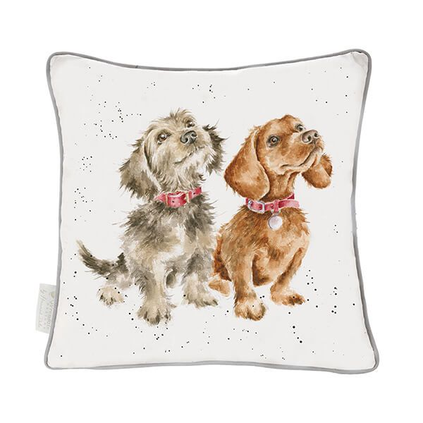 Wrendale Designs Treat Time Dogs Cushion