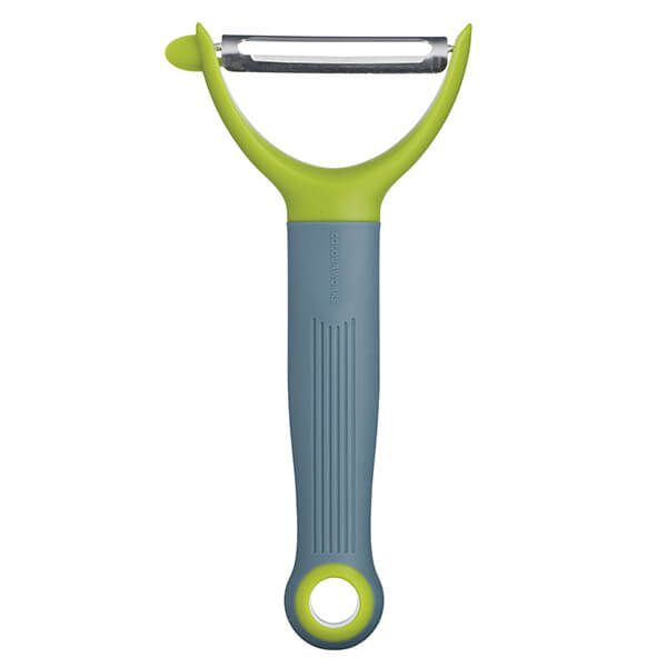 Colourworks Brights Green Y Shape Swivel Peeler