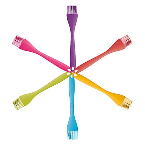 Colourworks Silicone 26cm Pastry / Basting Brush