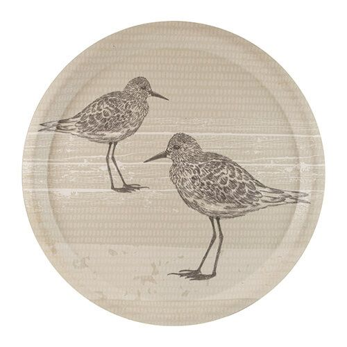 English Tableware Company Sandpiper Round Tray