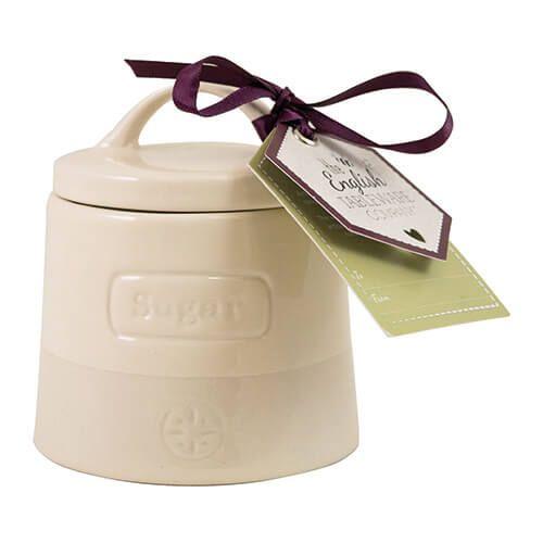English Tableware Company Artisan Cream Sugar Pot With Lid