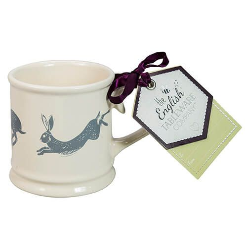 English Tableware Company Artisan Hare Small Tankard Mug