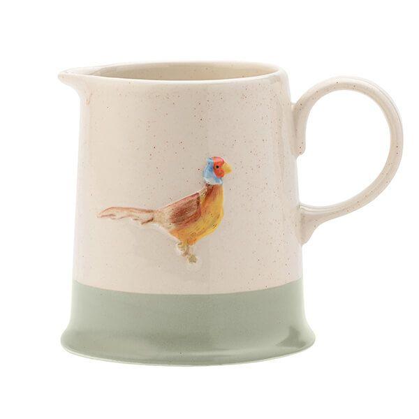 English Tableware Company Edale Pint Jug Pheasant
