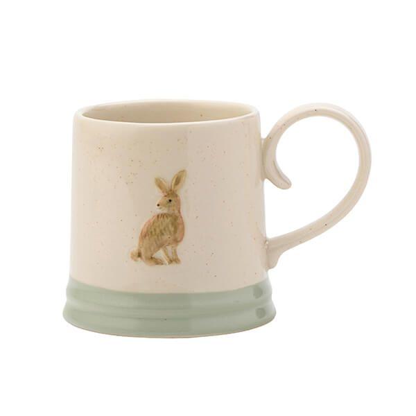 English Tableware Company Edale Tankard Mug Hare