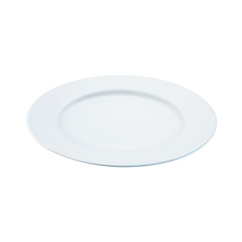 LSA Dine Lunch/Breakfast Plate Rimmed 25cm Set Of 4