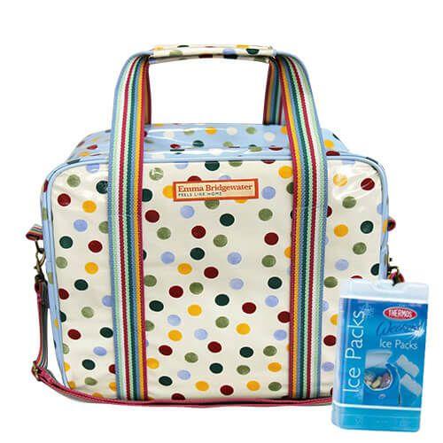 Emma Bridgewater Polka Dot Cool Bag