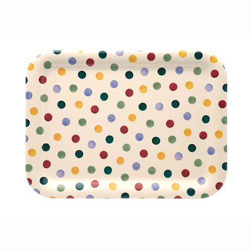 Emma Bridgewater Polka Dot Large Melamine Tray