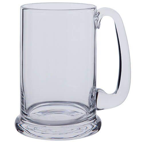 Dartington Lead Crystal Real Ale Tankard