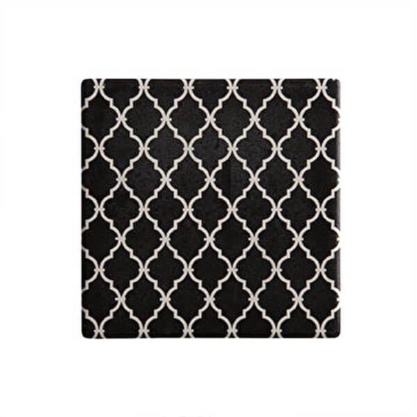 Maxwell & Williams Medina Rabat 9cm Ceramic Square Tile Coaster