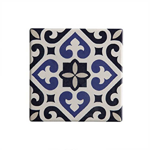 Maxwell & Williams Medina Azrou 9cm Ceramic Square Tile Coaster