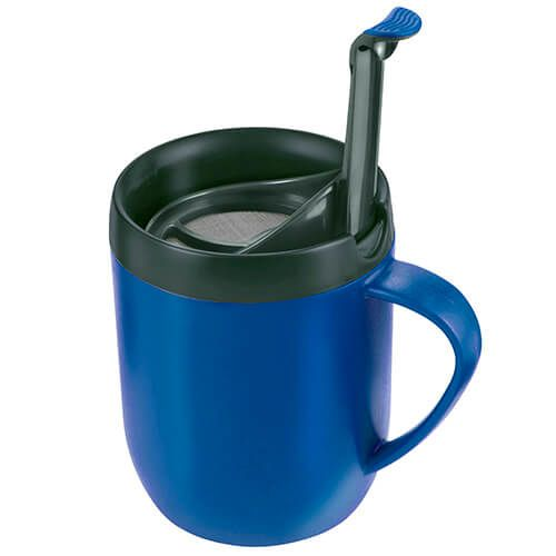 Zyliss Hot Mug Cafetiere Blue