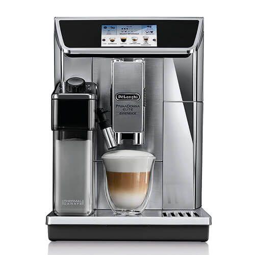 Delonghi PrimaDonna Elite Experience Bean To Cup Coffee Machine