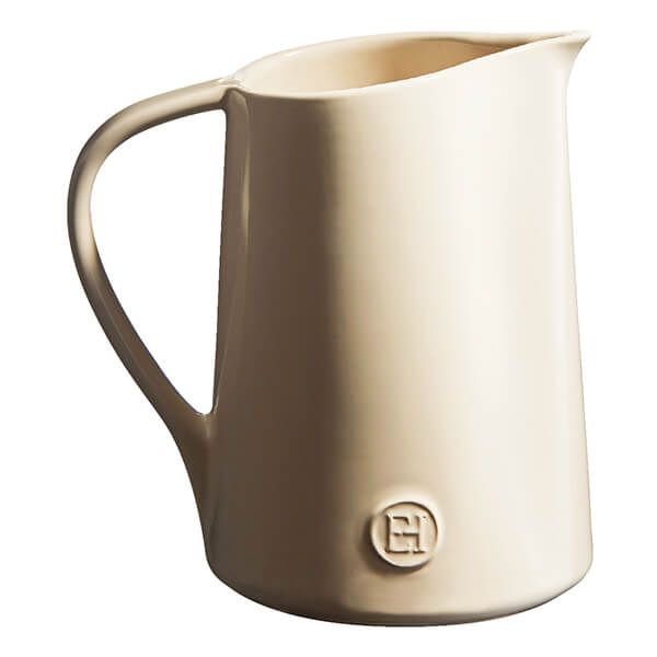 Emile Henry Clay Water Pitcher 0.95L