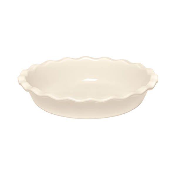 Emile Henry Clay Pie Dish 26cm