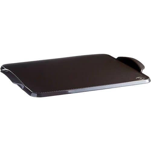 Emile Henry Charcoal Baking Tray 41.5cm x 31.5cm