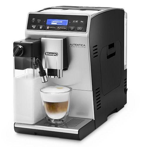 Delonghi Autentica Cappuccino Bean To Cup Coffee Machine