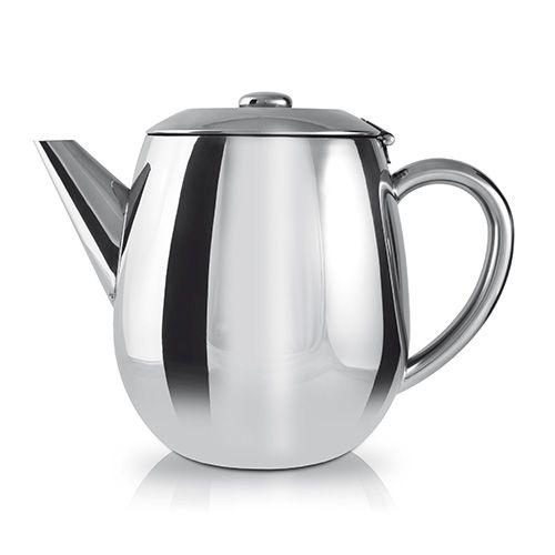 Grunwerg Cafe Ole 1L Double Wall Tea Pot