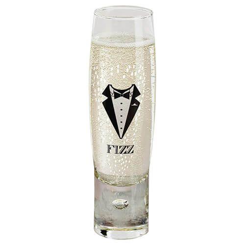 Durobor Raising Spirits Set Of 6 Gentlemen's Fizz Glasses