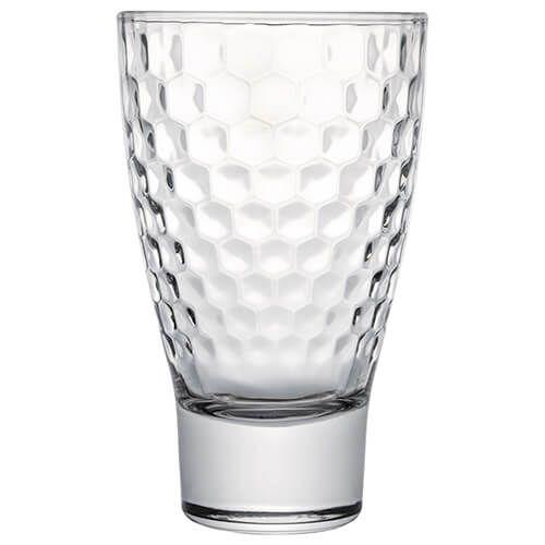 Durobor iStyle Luxe Honeycomb Set Of 6 Hiball Glasses