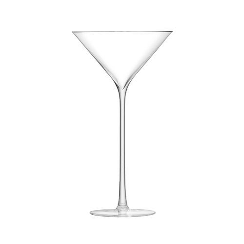 LSA Celebrate Clear Cocktail Glass 225ml Set Of 2