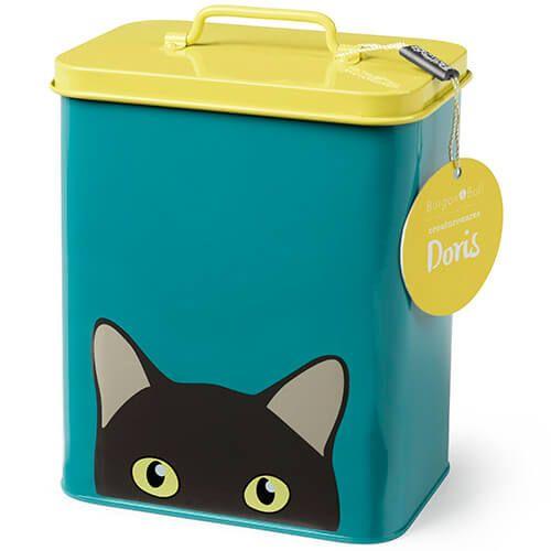 Burgon & Ball Creaturewares Doris Cat Tin