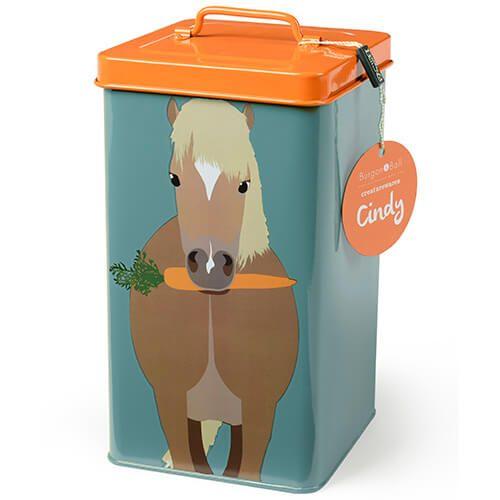 Burgon & Ball Creaturewares Cindy Pony Tin