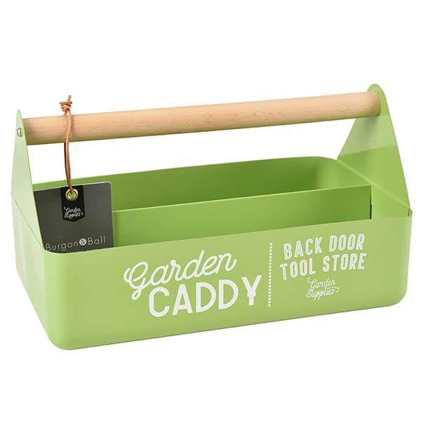 Burgon & Ball Garden Caddy - Gooseberry