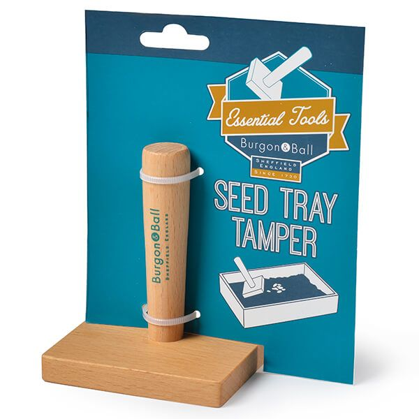 Burgon & Ball Seed Tray Tamper