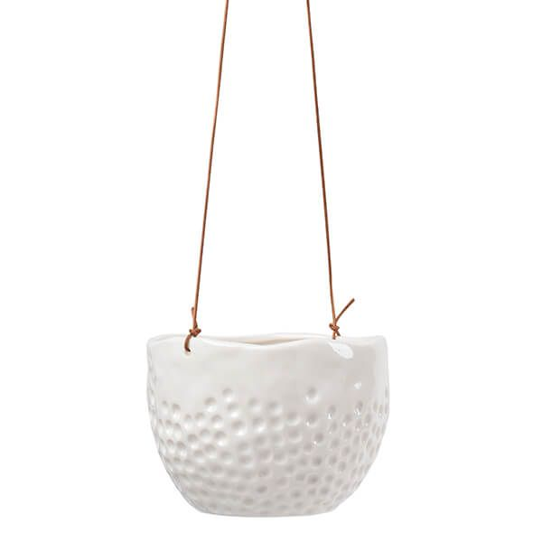 Burgon & Ball Dot Hanging Pot