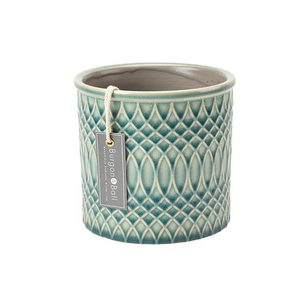 Burgon & Ball Morocco Glazed Pot