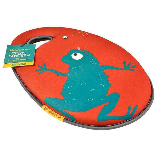National Trust Childrens Frog Kneeler by Burgon & Ball