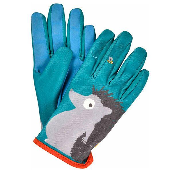 National Trust Childrens Hedgehog Glove by Burgon & Ball