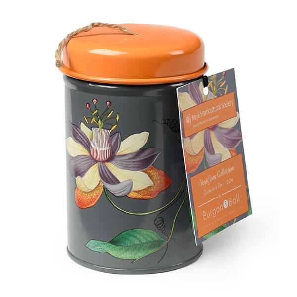 RHS Passiflora Twine in a Tin