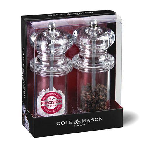 Cole & Mason 505 Salt & Pepper Set