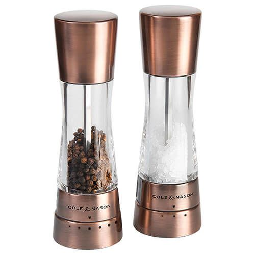 Cole & Mason Derwent Gourmet Precision Copper Gift Set