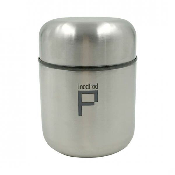 Pioneer 280ml Food Pod Stainless Steel
