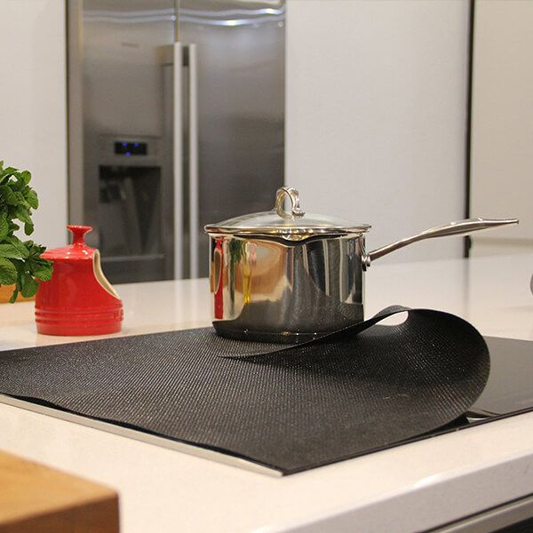 Bake-O-Glide Induction Hob Protector Half