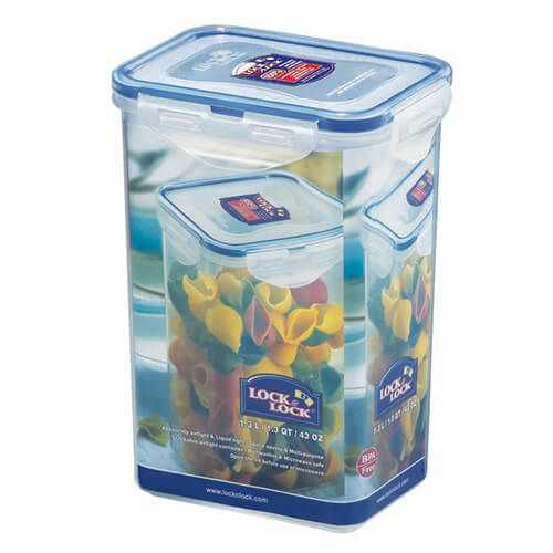 Lock & Lock 1.3 Litre  Rectangular Storage Container