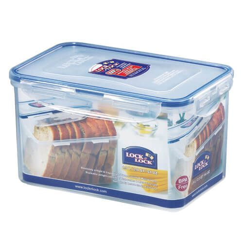 Lock & Lock 1.9 Litre Rectangular Storage Container