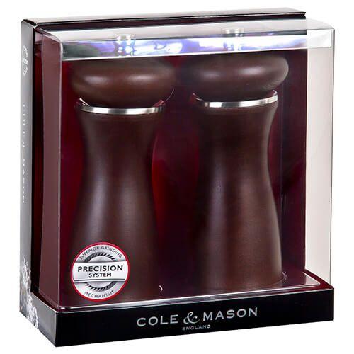 Cole & Mason Sherwood Forest 16.5cm Precision Mill Gift Set