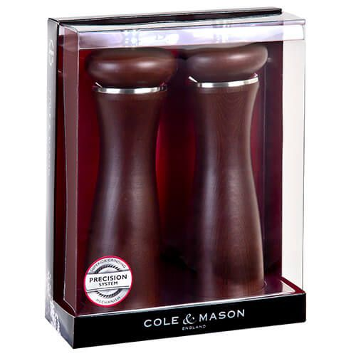 Cole & Mason Sherwood Forest 20cm Precision Mill Gift Set