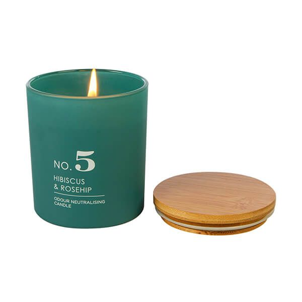 Wax Lyrical Homescenter Hibiscus & Rosehip Candle