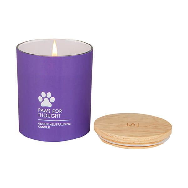 Wax Lyrical Homescenter Paws for Thought Candle