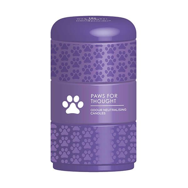 Wax Lyrical Homescenter Paws for Thought Set of 3 Stacking Candle Tins