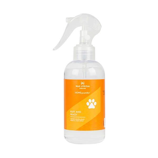 Wax Lyrical Homescenter Ruff & Ready Home & Linen Spray 200ml