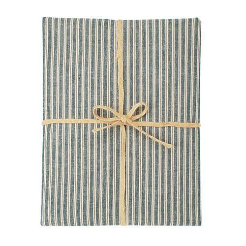 Walton & Co Hampton Stripe Tablecloth 130x180cm