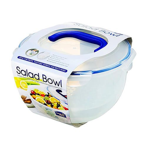 Lock & Lock 4 Litre Salad Bowl