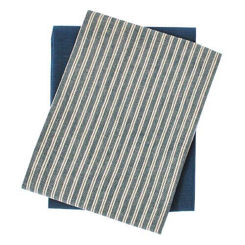 Walton & Co Hampton Stripe Tea Towel Set 2